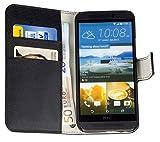 yayago Book Style Tasche für HTC One M9 / HTC One M9 Prime