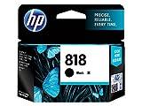 #8: hp ink cartridge 818 black
