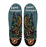 Footprint Game Changer Dane Burman Hawk Orthotic Insoles Blue-7.5-8uk