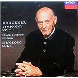 Bruckner: Symphony No 1 ('Linz' Version, 1865-6)