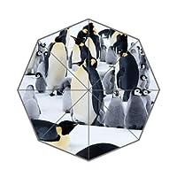 Reliable Folding Big Penguins Family Rain Umbrella