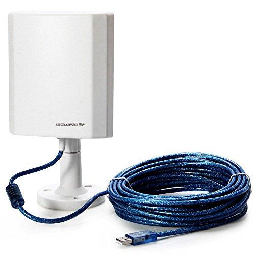 VicTsing Antena WiFi USB de hasta 3KM de Distancia