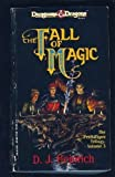 The Fall of Magic: Dungeons & Dragons Novels, Penhaligon Trilogy, Book 3
