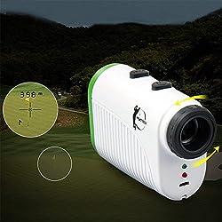 Kofull Bushnell Golf Range Finder Laser Sight Hunting Rangefinder Telescope Distance Measuring Instrument Golf Gift