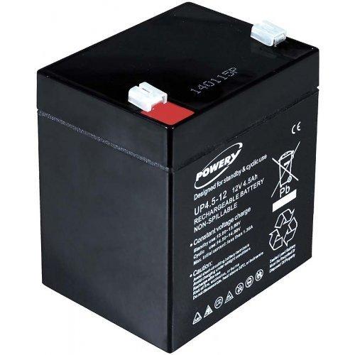 Premium Powery Blei-Gel-Akku für USV APC Smart-UPS XL Modular 3000 Rackmount/Tower, Lead-Acid, 12V (Rackmount Xl)