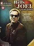 Jazz Play-Along: Volume 181 - Billy Joel (All Instruments) Book/CD (Hal-leonard Jazz Play-along)