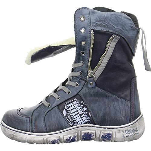 Kacper Winter-Stiefel Größe 41 EU Blau (Blau)