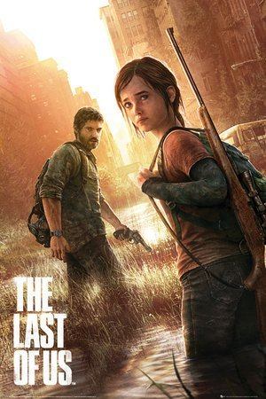 Grindstore GB Eye, The Last of Us, Key Art, Maxi Poster