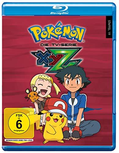 Pokémon Staffel 19: XYZ [Blu-ray]