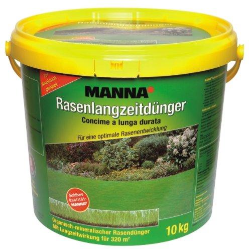 Manna Rasenlangzeitdünger 14-5-5 10 kg