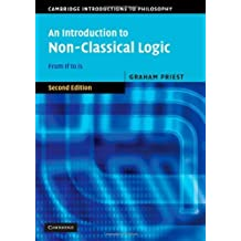 [ AN INTRODUCTION TO NON-CLASSICAL LOGIC FROM IF TO IS BY PRIEST, GRAHAM](AUTHOR)PAPERBACK