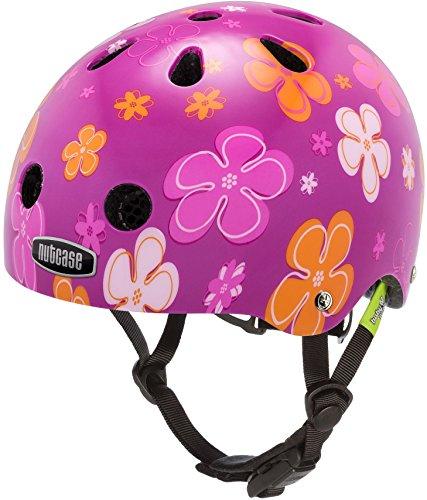 Nutcase Baby Nutty Helmet Petal Power 2019 Fahrradhelm