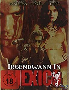 Irgendwann in Mexico - Steelbook [Blu-ray]