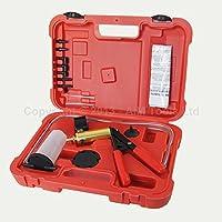 Comprobador de vacío y Kit de purga de freno completo con funda de transporte Merry Tools 450822
