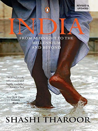 Shashi tharoor books - India: From Midnight to the Millennium and Beyond