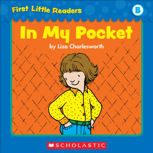 First Little Readers: In My Pocket (Level B) (English Edition) - Shell Pant