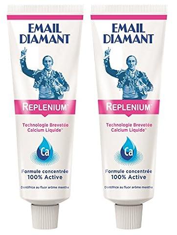 Email Diamant - Email Diamant - Dentifrice Replenium - 75