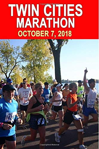 Twin Cities Marathon: Runners Training Journal, Composition Notebook Diary, College Ruled, 150 pages por Twin Cities Marathon