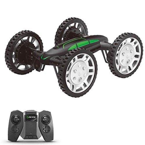 Mounter RC Flying Auto, fy602air-ground Flying Auto RC Quadcopter HD Kamera 2,4G 6-Achsen Gyro [einfach zu fliegen für Anfänger] Geschenk für Kinder/Erwachsene, Schwarz