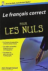 Le français correct