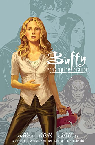 Buffy Season 9 Library Edition Volume 1 (Buffy the Vampire Slayer) por Joss Whedon