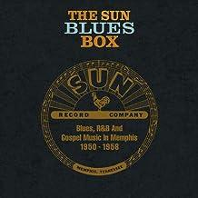 The Sun Blues Box-Blues,R&B and Gospel Music