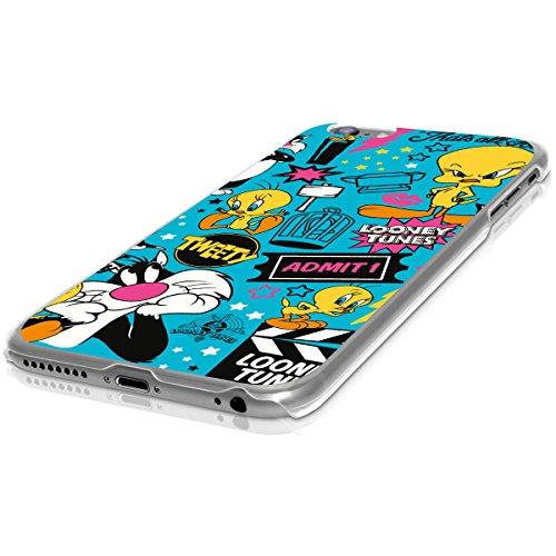 Hardcase Looney Tunes Coloré Série - Bugs Bunny Bleu, Iphone 6 Plus/6S Plus Tweety Silvester