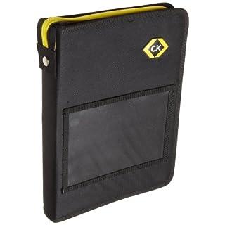 C.K 316001 Tool Wallet, Black/Yellow