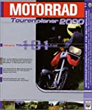 Motorrad Tourenplaner 2000. CD- ROM für Windows ab 3.1 -