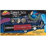 Sirius 360 Telescope & Tripod by Poof Slinky
