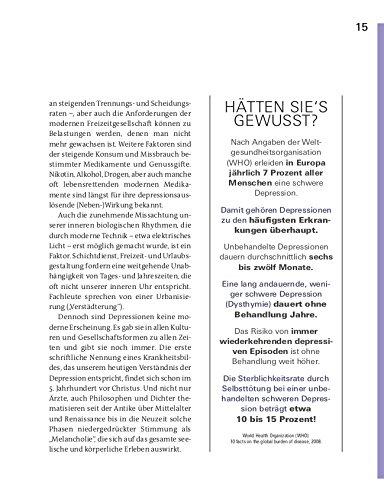 Rose Riecke-Niklewski&Günter Niklewski:Depressionen überwinden: Niemals aufgeben - 8