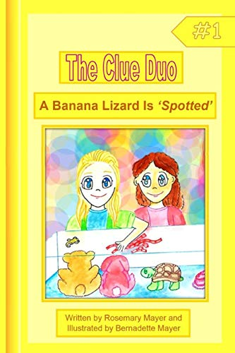 A Banana Lizard Is 'Spotted' -