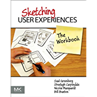 Sketching User Experiences: The Workbook (English Edition)