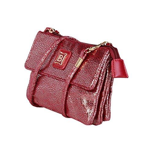 Laura Biagiotti Lb17w100-25 Clutches Damen Rot