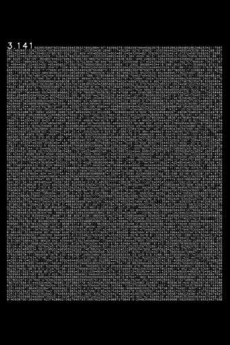 Kalender 2020 Pi 10000 Decimals: Terminkalender Kreiszahl Fan als lustiges Geschenk für Nerds und Mathematiker Jahreskalender 2020 A5 1 Woche 2 Seiten ... Terminplaner 2020 klein für Symmetrie Freund