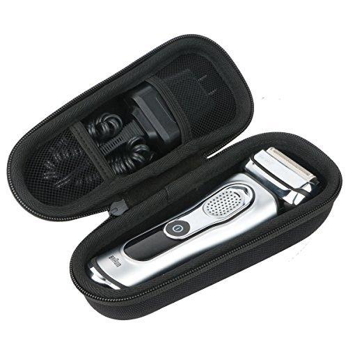 Khanka Hart Reise Tasche Für Braun Series 9 9090cc 9290cc 9095cc 9296cc 9240s Wet and Dry elektrischer Rasierer Etui Case.