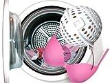 Nouveau sur Amazon Betty Ball Oubliez le filet de la Betty Ball, boule de lavage, protection linge soutien-gorge est la solution pour ceux qui veulent garder lhren (Coquilles) Soutien-gorge en bonne forme et en même temps la commodité de la machine à laver le voulez.