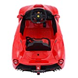 Goplus 2.4G La Ferrari Rot Ride-on Kinder Elektrofahrzeug Kinderfahrzeug Elektroauto - 6