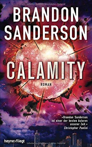 Buchcover Calamity: Roman (Die Rächer, Band 3)