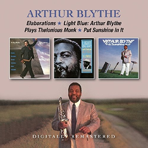 Price comparison product image Elaborations / Light Blue: Arthur Blythe Plays Thelonious Monk