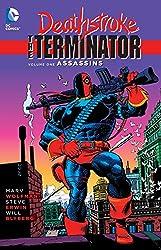 Deathstroke The Terminator Volume 1 TP