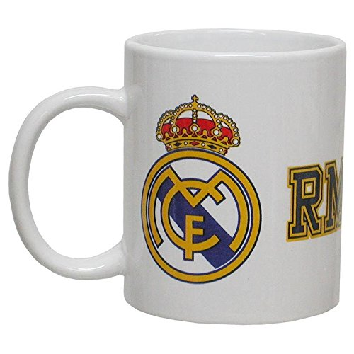 Taza 300ml. en caja r.madrid de Real Madrid (2/36)