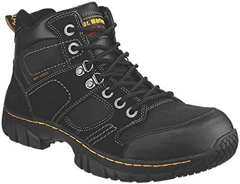 Dr Martens Benham seguridad botas negro tamaño 8