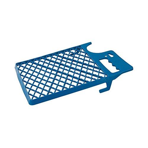 Silverline Tools 668610Abstreifgitter, blau, Set 5Stück