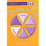 Français CE2 A portée de mots : Livre du maître