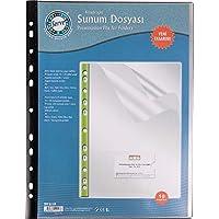 Serve SV-6110-Syh Sunum Dosyası, Siyah, 10lu