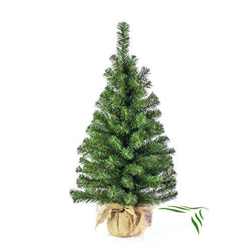 Pequeño árbol de Navidad artificial VARSOVIA