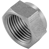 Daytona Twin Tec 18mm acero dulce weld-in tapón para O2Sensor 115003