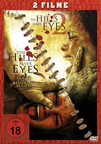 Bild von The Hills Have Eyes - Hügel der blutigen Augen / The Hills Have Eyes 2 - Die Glücklichen ...
