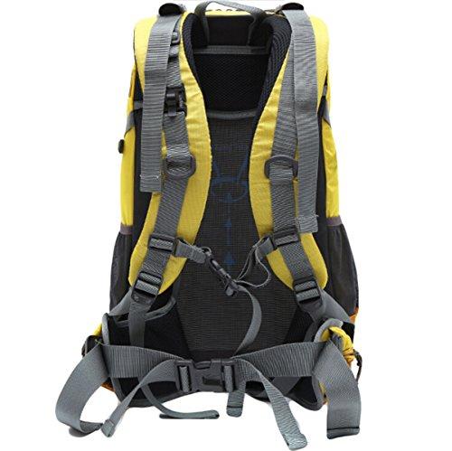 Outdoor Wandern Rucksack Tasche Größe: 32cm * 20cm * 50cm 4 Farben,ArmyGreen ArmyGreen